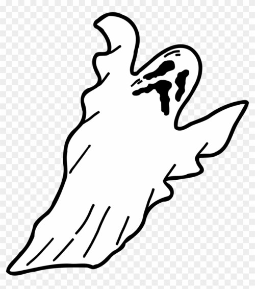 small resolution of ghost clipart ghost clipart spooky ghost halloween 27570