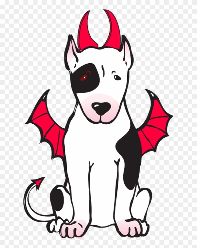 medium resolution of devil dog clip art dog devil clipart