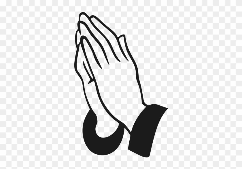 children praying hands clipart