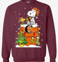 campbell fighting camels ugly christmas sweaters snoopy christmas jumper [ 840 x 1021 Pixel ]