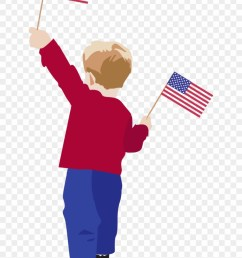 boy with american flag clipart all american boy transparent clipart [ 840 x 1189 Pixel ]