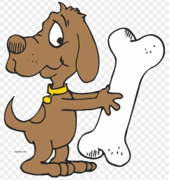 dog with a seriously large bone clipart png dog with bone clipart [ 840 x 959 Pixel ]