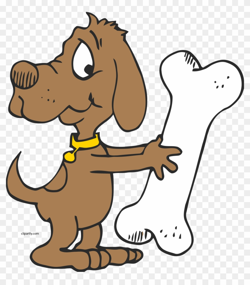 hight resolution of dog with a seriously large bone clipart png dog with bone clipart