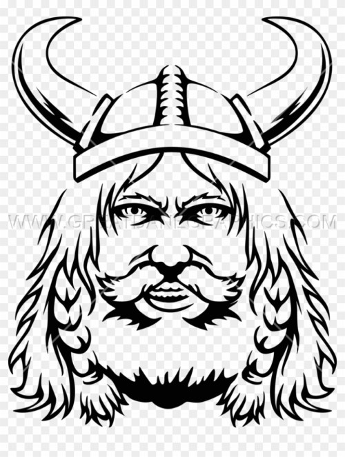 small resolution of jpg transparent library viking cool viking clipart with beard