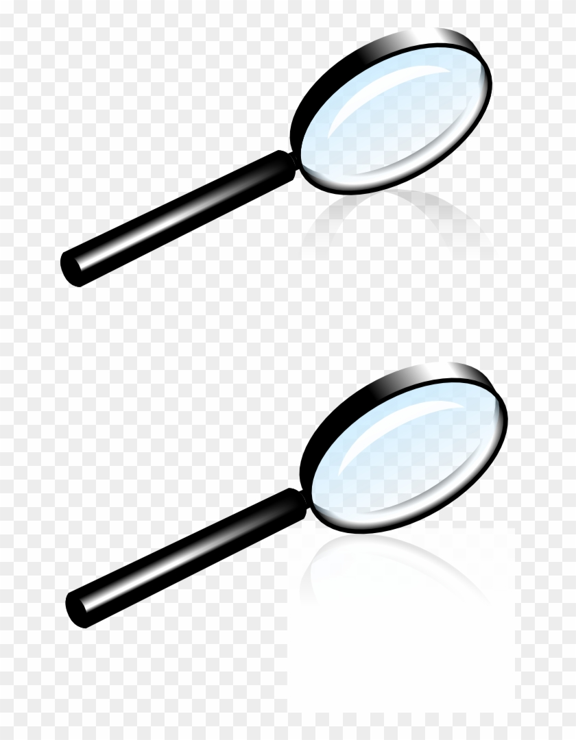 hight resolution of free vector magnifying glass lens clip art magnifying glass clip art 211944