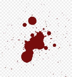 28 collection of blood clipart png blood splatter clipart [ 840 x 1061 Pixel ]