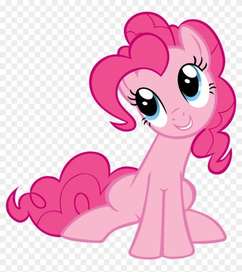 small resolution of my little pony clipart hd my little pony pinkie pie