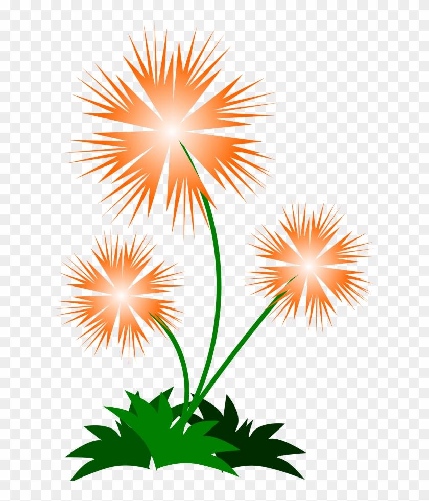 medium resolution of flower cliparts flower design svg orange flowers shower curtain
