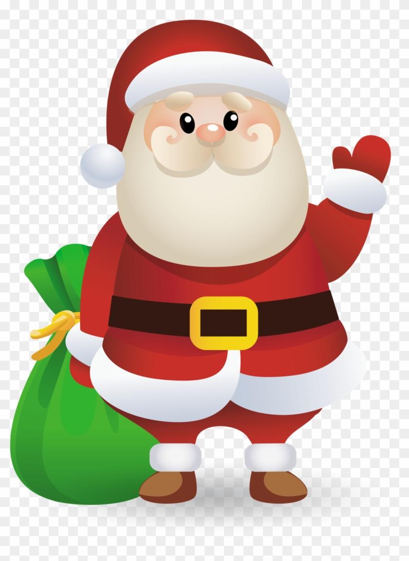 hight resolution of santa santa claus clipart 224114