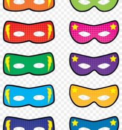 superhero masks accents image free superhero bulletin board printables [ 840 x 1136 Pixel ]