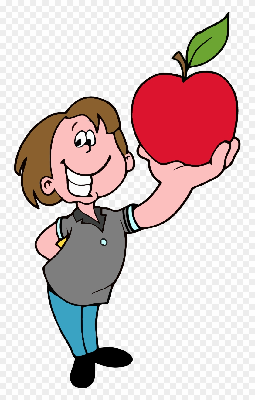 medium resolution of school boy apple png clipart holding an apple clip art 232071