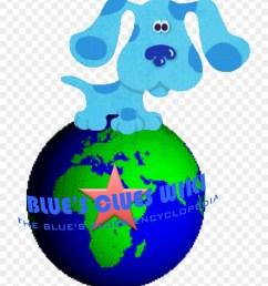 blue puppy blues clues 236268 [ 840 x 1000 Pixel ]