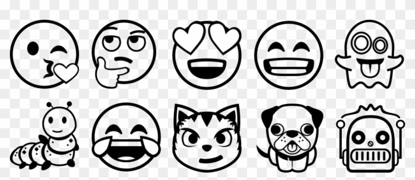 Ausmalbilder Zum Ausdrucken Emojis - Ausmalbilder - Kinder