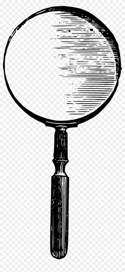 small resolution of vintage magnifying glass vector clip art vintage magnifying glass vector 37656