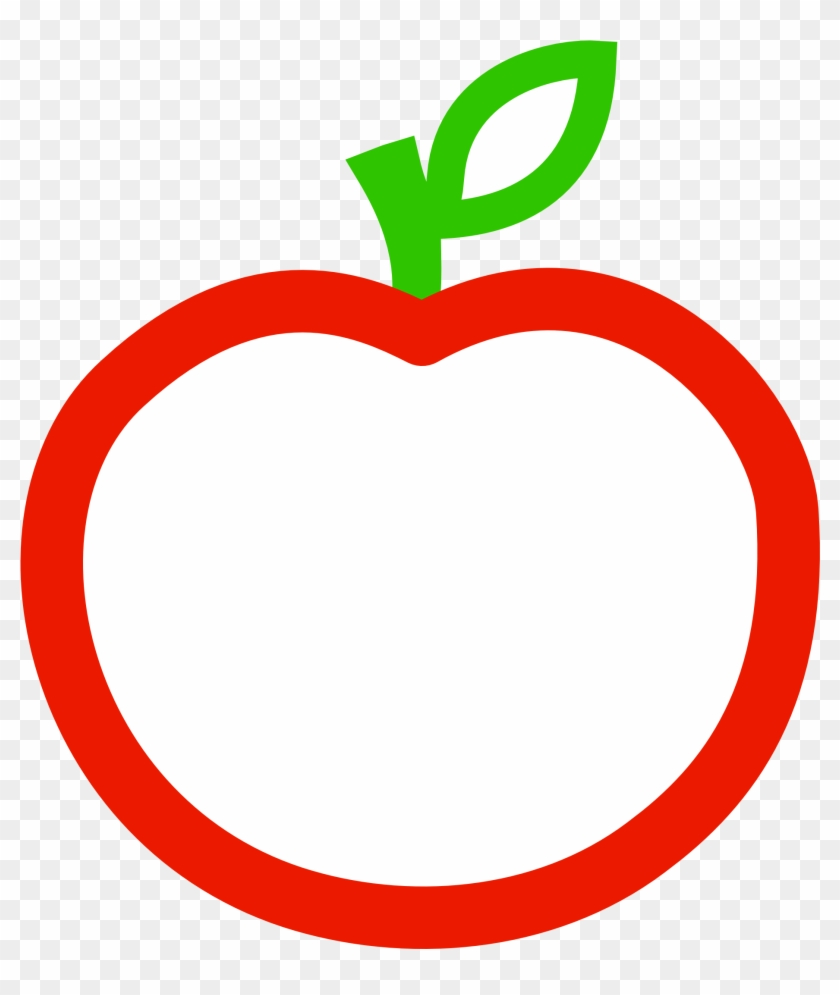 medium resolution of apple black and white picture of an with a clipart apple clipart red and white