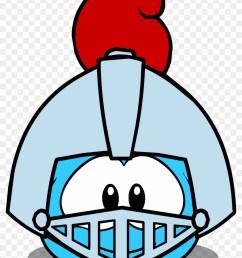 puffle hats knight helmet id 81 igloo club penguin id for puffle hats [ 840 x 1155 Pixel ]