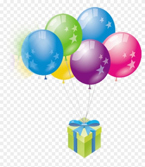 small resolution of hot air balloon birthday party clip art simple birthday balloons clipart