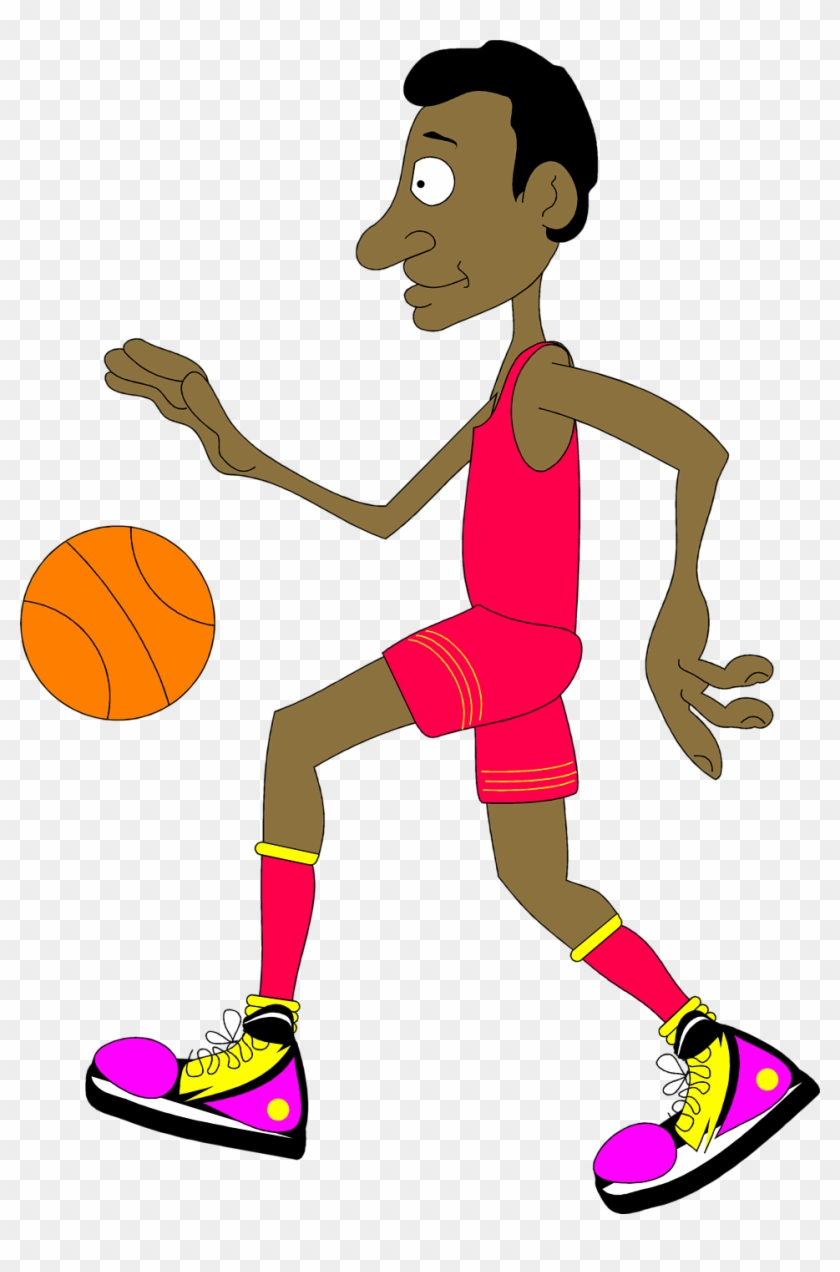hight resolution of clear basketball cliparts cartoon basketball player transparent background
