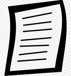 paper clip art list clip art [ 840 x 1072 Pixel ]