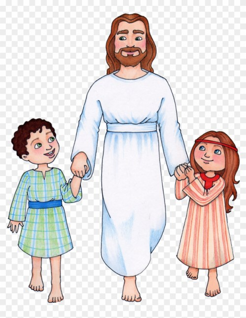 small resolution of jesus children clip art free clipart images susan fitch jesus 274188