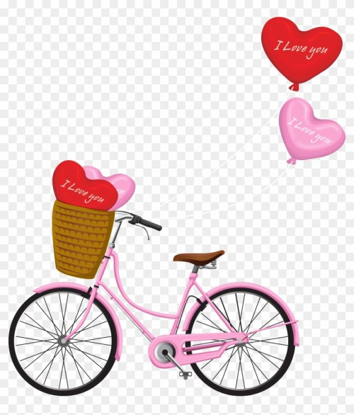 small resolution of free romantic bicycle clip art free pretty things for you 840 985