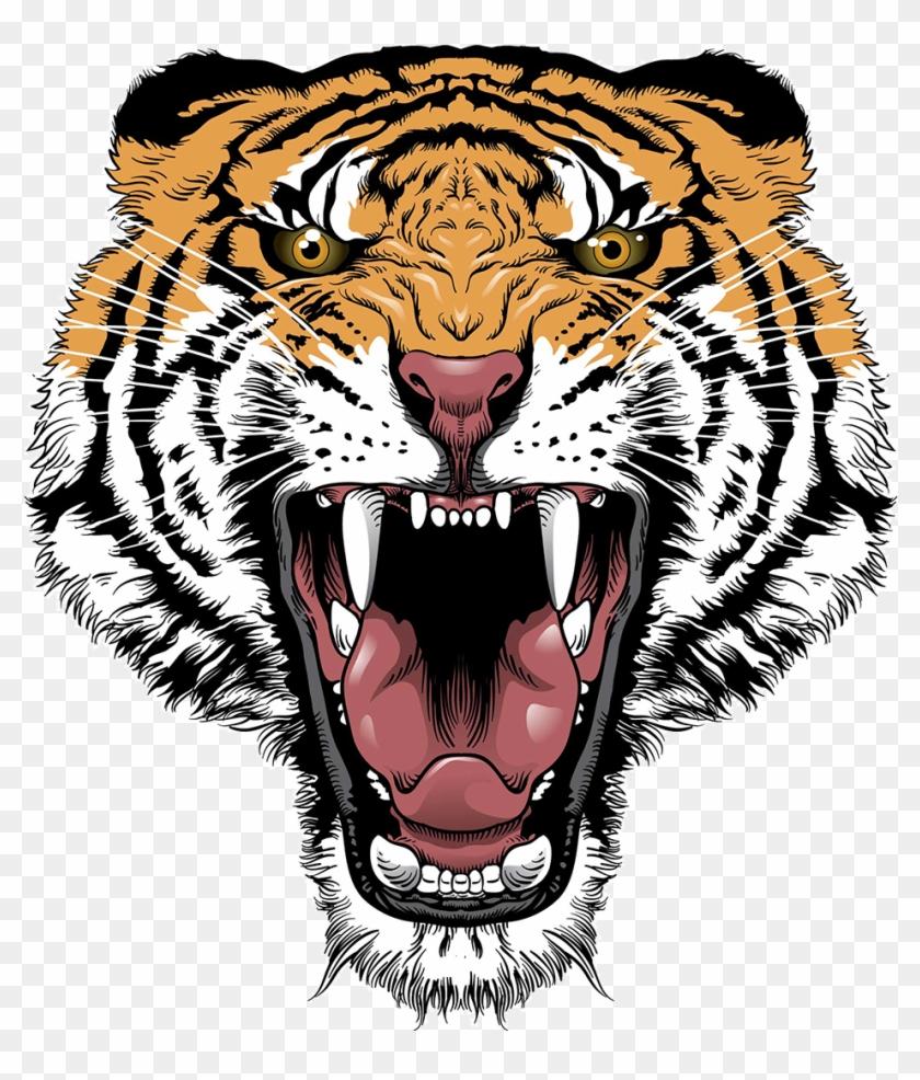 medium resolution of siberian tiger lion roar clip art siberian tiger lion roar clip art