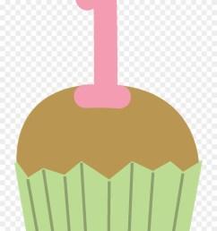 birthday cupcake clipart 1st birthday cupcake clipart 278752 [ 840 x 1618 Pixel ]
