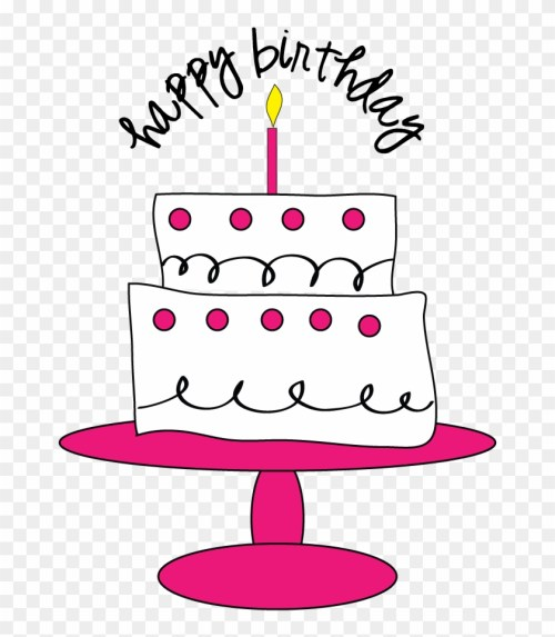 small resolution of birthday cake clipart cute birthday clipart free 279761