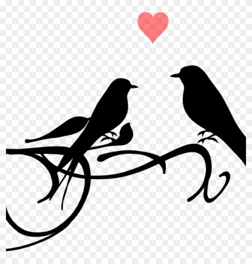 Download Love Birds Clipart Love Birds Clip Art At Clker Vector ...