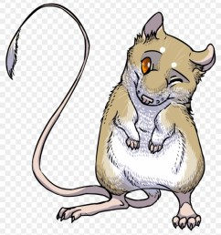 rat clipart kangaroo rat giant kangaroo rat transparent 286541 [ 840 x 954 Pixel ]