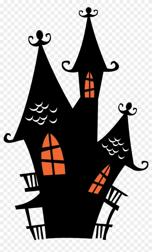 small resolution of halloween spooky house clip art haunted house cliparts 286665