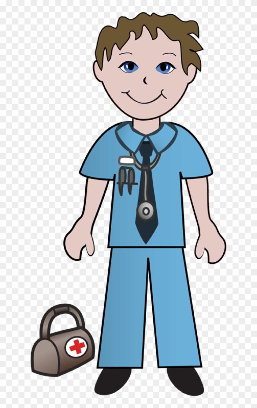 medium resolution of clipart of doctor doctors and ready male nurse clipart 287688