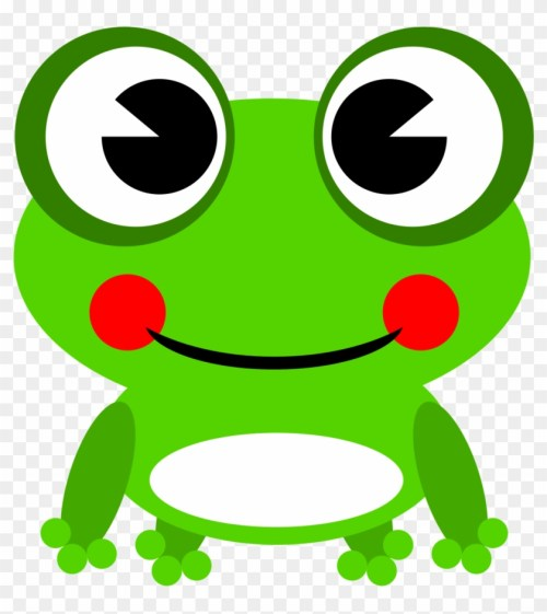 small resolution of big image cute frog clipart 288297