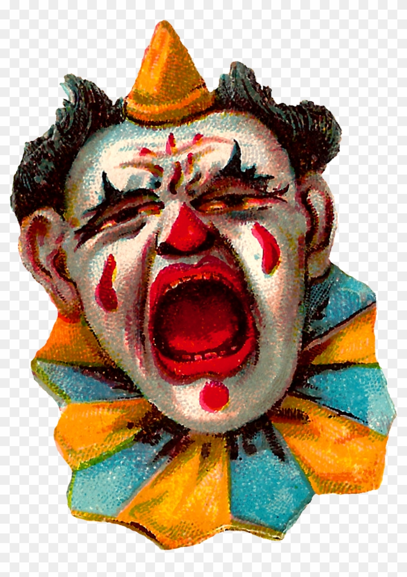medium resolution of vintage clip art funny circus clowns costume images clown circus vintage 289549