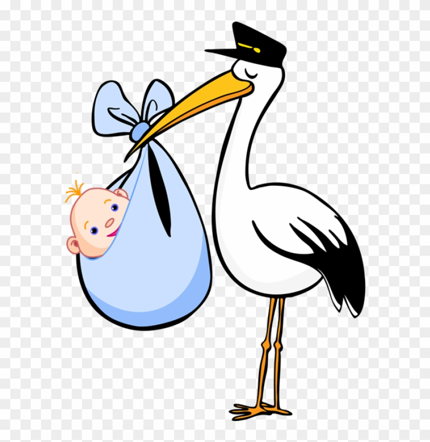 hight resolution of free clip art for birth announcements stork clipart boy 295526