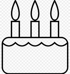 big image black and white birthday cake slice clipart 296591 [ 840 x 995 Pixel ]