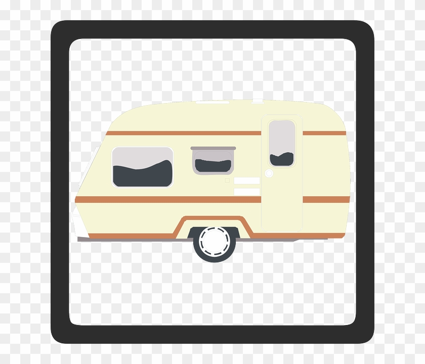 Vacation Home Recreation Mobile Camp Travel Vacation Caravan Clip Art Free Transparent Png Clipart Images Download