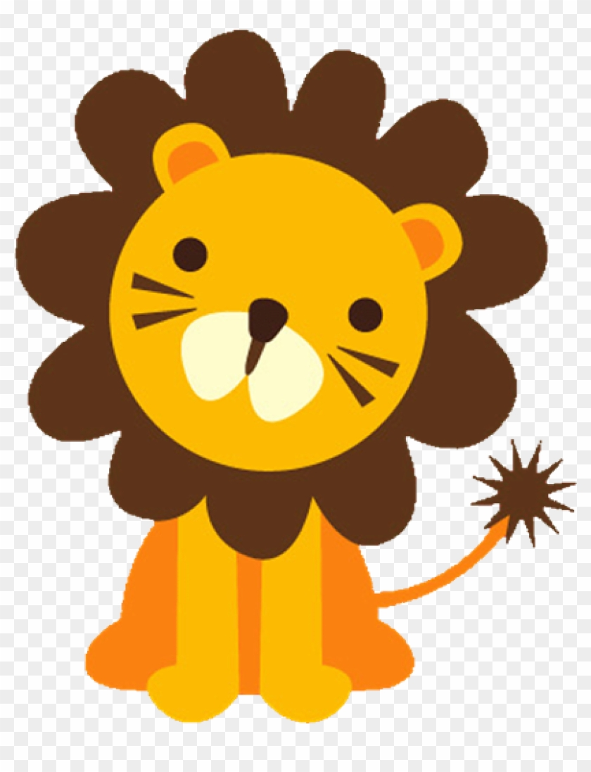 hight resolution of baby lion clipart baface 71 with clipart ba shower safari animals clip art