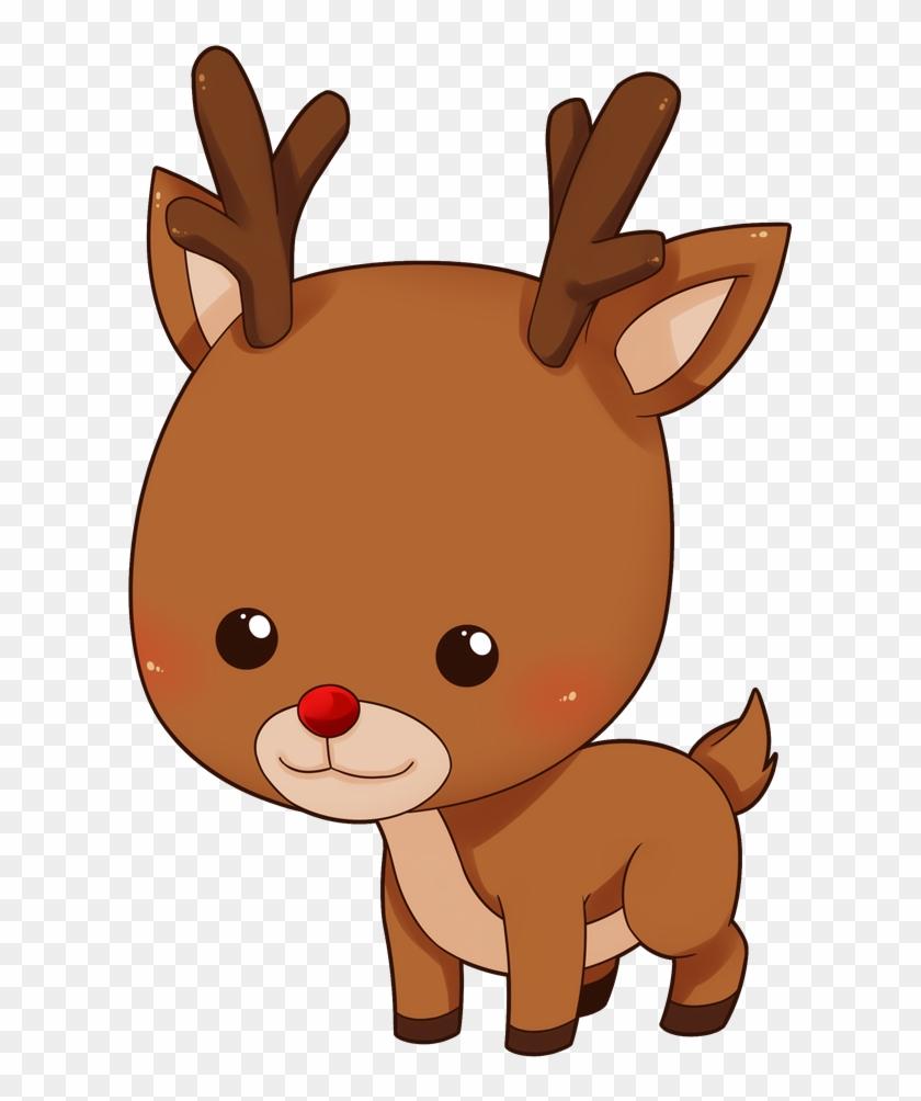 hight resolution of baby deer cartoon clipart reindeer clipart collection reindeer clipart 307141