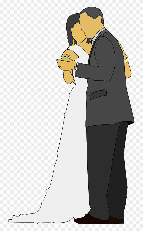 medium resolution of danse clipart bride and groom cartoon man and lady dancing