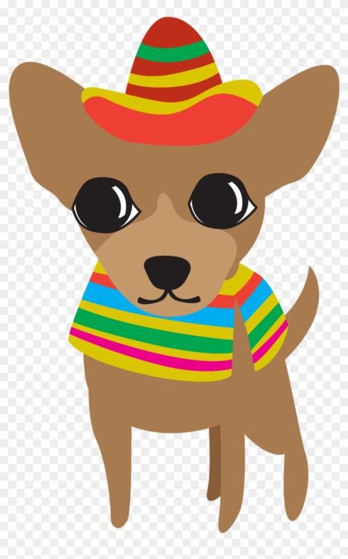 small resolution of chihuahua clipart mexican cinco de mayo clip art transparent