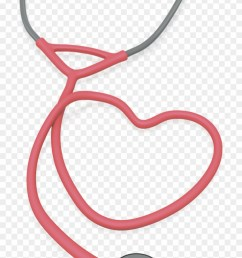 free pictures heart stethoscope clipart image stethoscope clipart [ 840 x 1553 Pixel ]