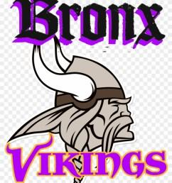 bronx vikings minnesota vikings logo transparent [ 840 x 1055 Pixel ]