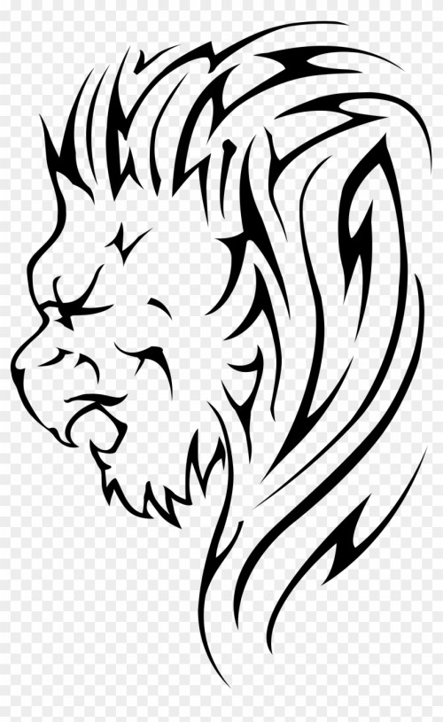 small resolution of roaring lion clipart 24 buy clip art lion vector transparent 338636