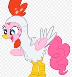 chicken pie nightmare night pinkie pie [ 840 x 1099 Pixel ]