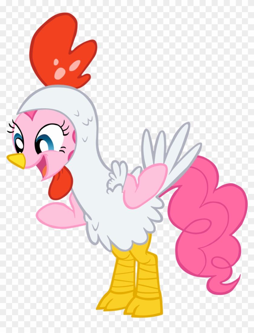 hight resolution of chicken pie nightmare night pinkie pie