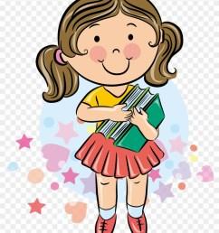 student school cartoon girl student cartoon 353184 [ 840 x 1052 Pixel ]