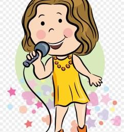 singing singer cartoon 367447 [ 840 x 1113 Pixel ]