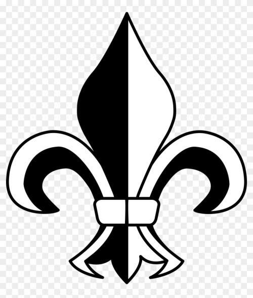 small resolution of s scouting honors and special recognitions boy scouts clip art fleur de lis 375068