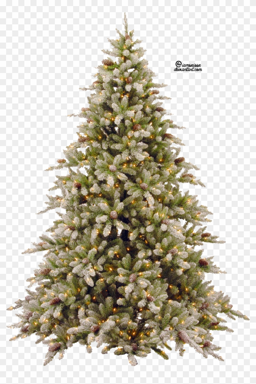 hight resolution of pine trees clipart christmas tree png
